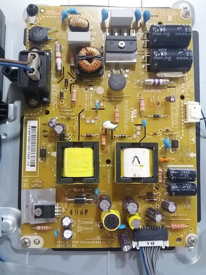 For Phfor LG 32LB5800-CB 32LB5610-CD LCD TV Power Supply Board LGP32-14PL1 EAX65391401 Is Used