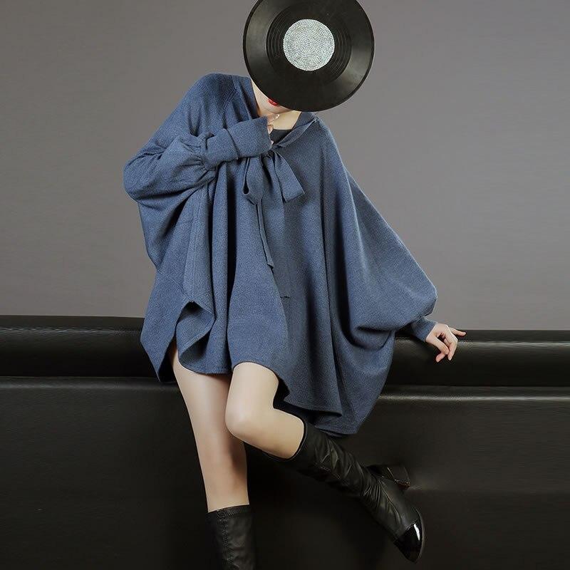 Manières Pleine Zll2733 xitao Manches Couleur Solide V Blue Chauve Femmes Des De Nouveau Reconstituant souris Zll2733 neck Mode red Antiques Chandail Casual Tricoté HEWErPv4p