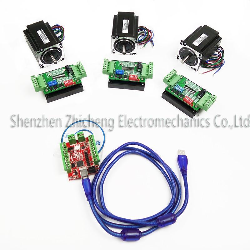 Popular usb stepper motor control buy cheap usb stepper for Usb stepper motor controller