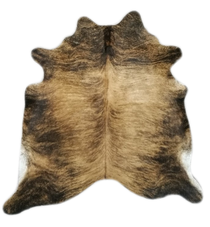 Zerimar Natural Cowhide Area Rug | Area Rugs For Living Room | Bedroom Area Rugs | Natural Carpet | Cow Carpet