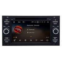 Android 8.0 Octa Core Car Multimedia Player For Ford For Focus For Mondeo Fiesta Transit Galaxy Fusion Kuga Connect C MAX S MAX
