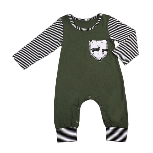 7abb58bc5107 official 80793 272de cute baby jumpsuits spring autumn long sleeves ...