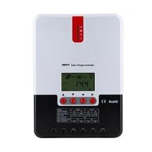 MPPT Контроллер заряда 30A 12 V/24 V/36 V/48 V панели солнечных батарей lcd интеллектуальные ML4830