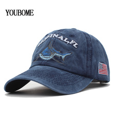 YOUBOME Baseball Cap Hats For Men Trucker Brand Snapback Caps Women Vintage Embroidery Casquette Bone Retro Dad Baseball Hat Cap ponytail baseball cap men cotton retro baseball cap women baseball hat adjustable snapback caps dad hats messy mesh trucker hat