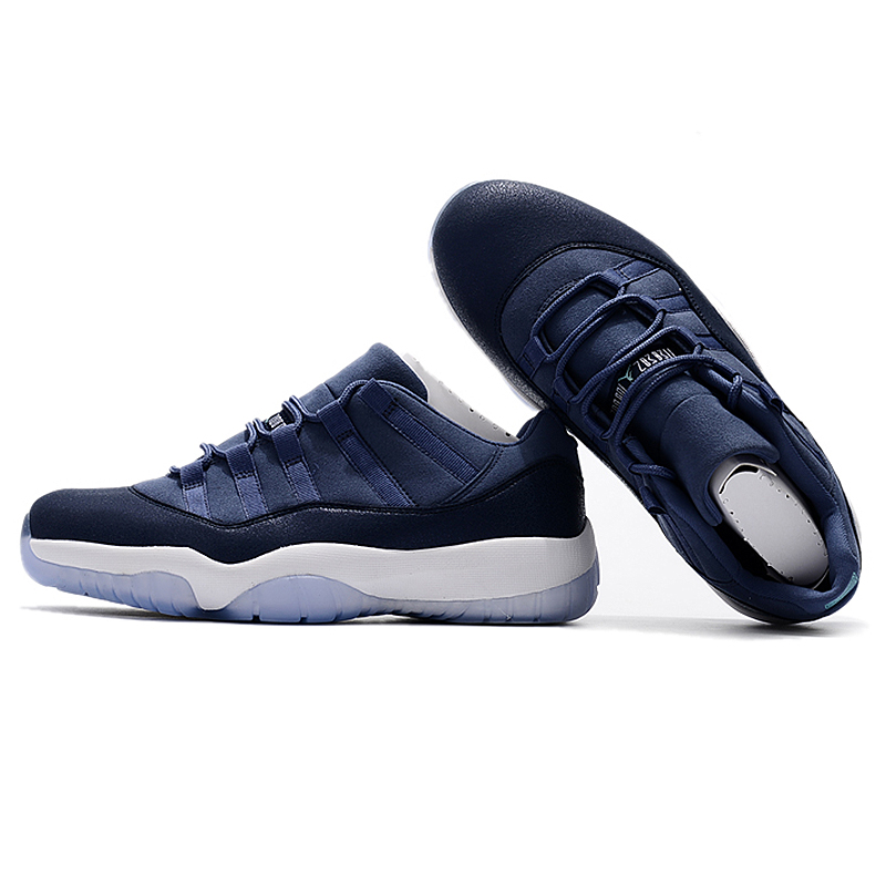 13d7ae23e15e21 Wear resistant Lightweight Nike Air Jordan 11 Retro Low GG AJ11 Men s  Basketball Shoes