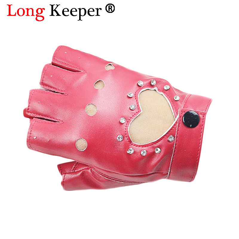 Hot Leathers Womens Driving Gloves with Pink Piping Black//Pink, Large