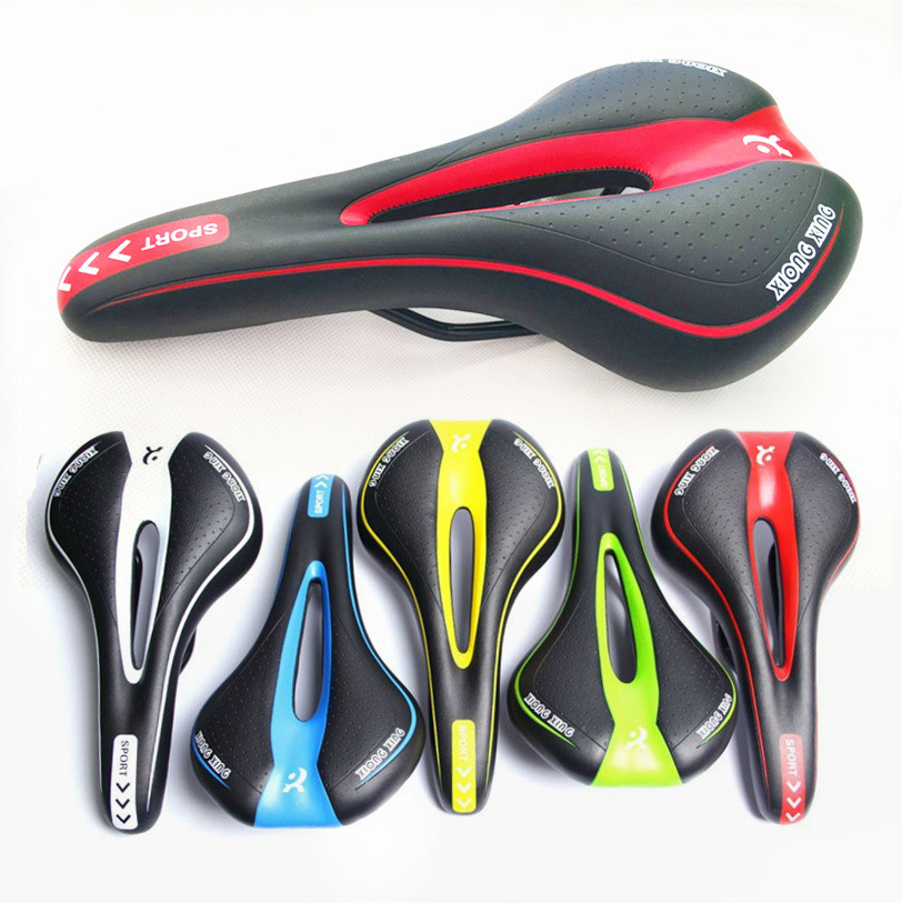 LIETU Bicycle Saddle Bike Saddle Seat Cushion Sillin Bicicleta Bicycle Parts MTB Road Mountain Bike Cycling