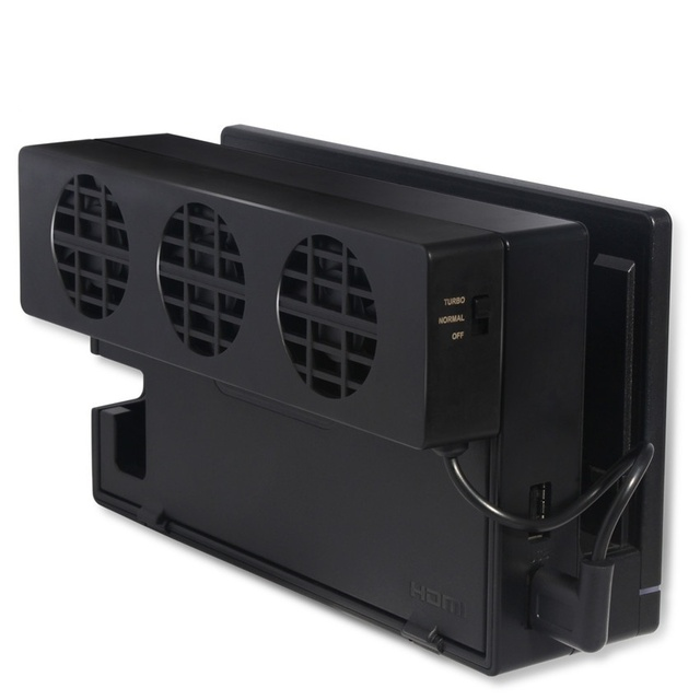 External Cooling Fan For Nintendo Switch