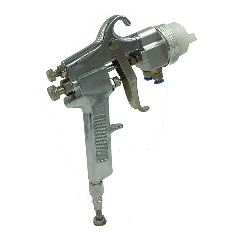 SAT1182 Vernice Cromo Pistola a doppio effetto Aerografo Pistola a - Utensili elettrici - Fotografia 3