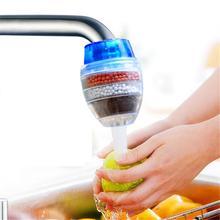 Adoolla дома 5 слоев очиститель воды фильтр фильтрации активированного угля