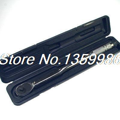 3/8 Bike Car Drive Click stop Torque wrench 10 - 60  N  Made In Taiwan 8 32mm 22pieces metric chrome vanadium crv quick release reversible ratchet combination wrench set gear wrench spanner