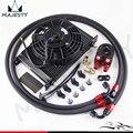"""25 reihe AN8 Motoröl Kühler + Filter adapter + öl schlauch + 7 """"Elektrische Fan Kit-in Kraftstoffversorgung & Aufbereitung aus Kraftfahrzeuge und Motorräder bei"""