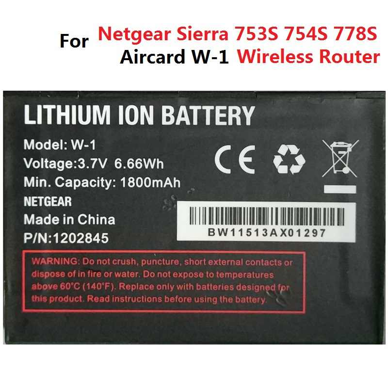 Detail Feedback Questions about 3 7V Battery for Netgear