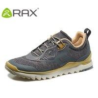 RAX New Men's Comfortable Walking Shoes Autumn & Winter Outdoor Sports Shoes Women Sneakers Outdoor Jogging Shoes Men 63 5C364