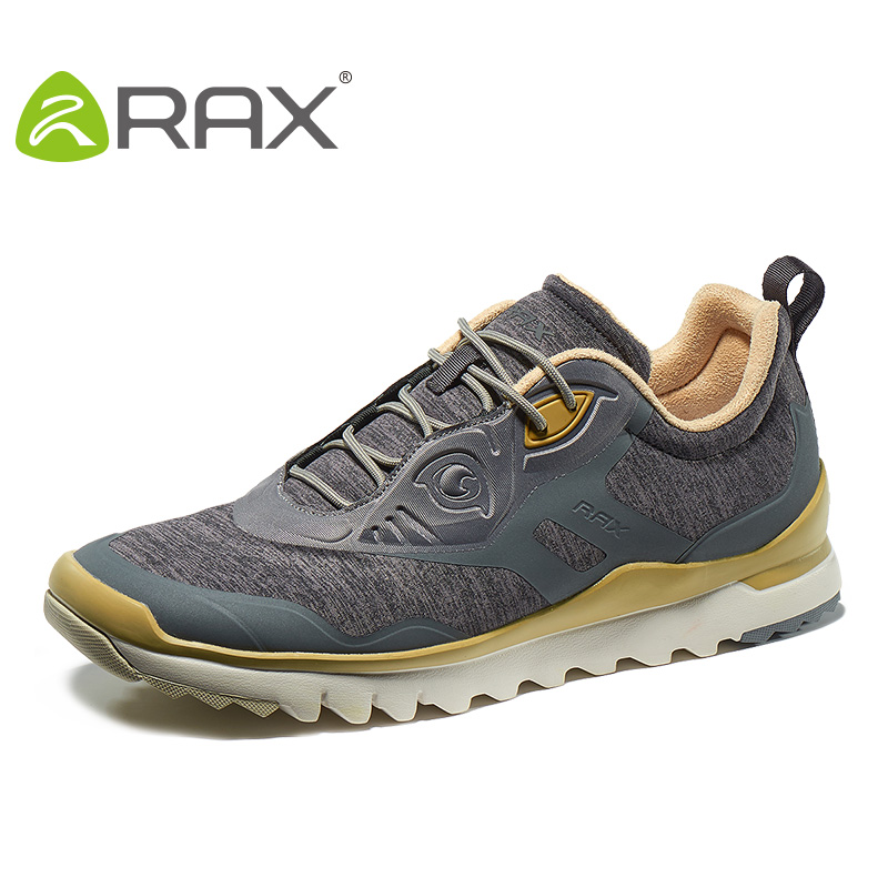 RAX New Men's Comfortable Walking Shoes Autumn & Winter Outdoor Sports Shoes Women Sneakers Outdoor Jogging Shoes Men 63-5C364