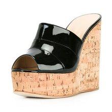 6936912a4c9 Sexy-Wood-Grain-Platform-Wedge-Sandals-For-Women -Peep-Toe-Super-High-heels-Summer-Shoes-Slip.jpg 220x220q90.jpg
