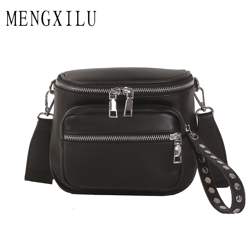 Female Bag For The Belt Waist Bag Ladies Purse Female Banana Shoulder Quality Woman Wallets Bags For Women 2019 Bolsa Feminina