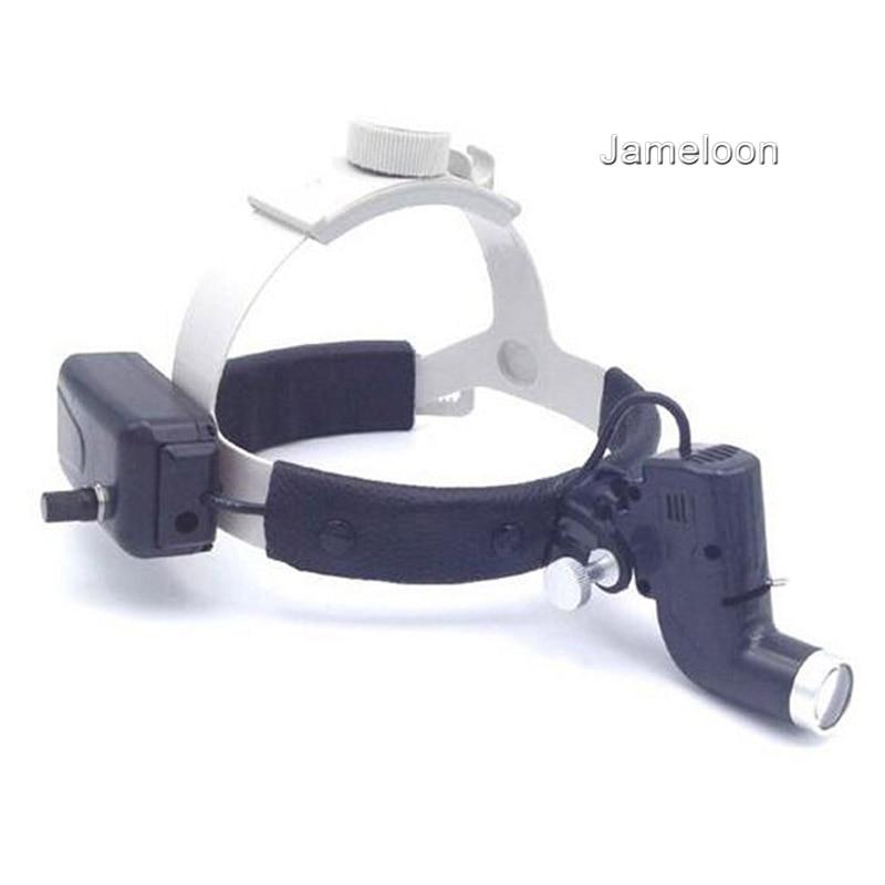 Portable Adjustable Brightness Medical Headlight Top