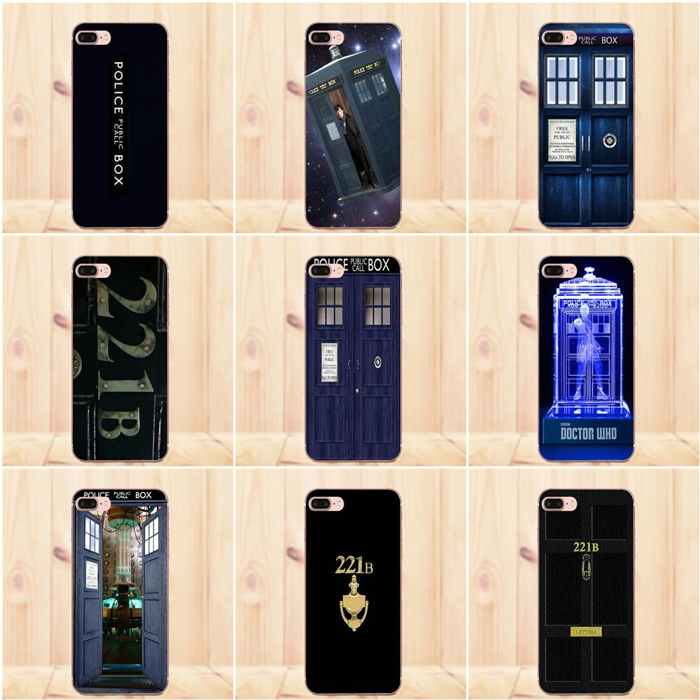 Half-wrapped Case Cellphones & Telecommunications Lavaza Tardis Doctor Who Police Box Case For Huawei P20 P9 P10 Plus P8 Mate 20 Pro 10 Lite Mini 2016 2017 P Smart 2019 Latest Fashion