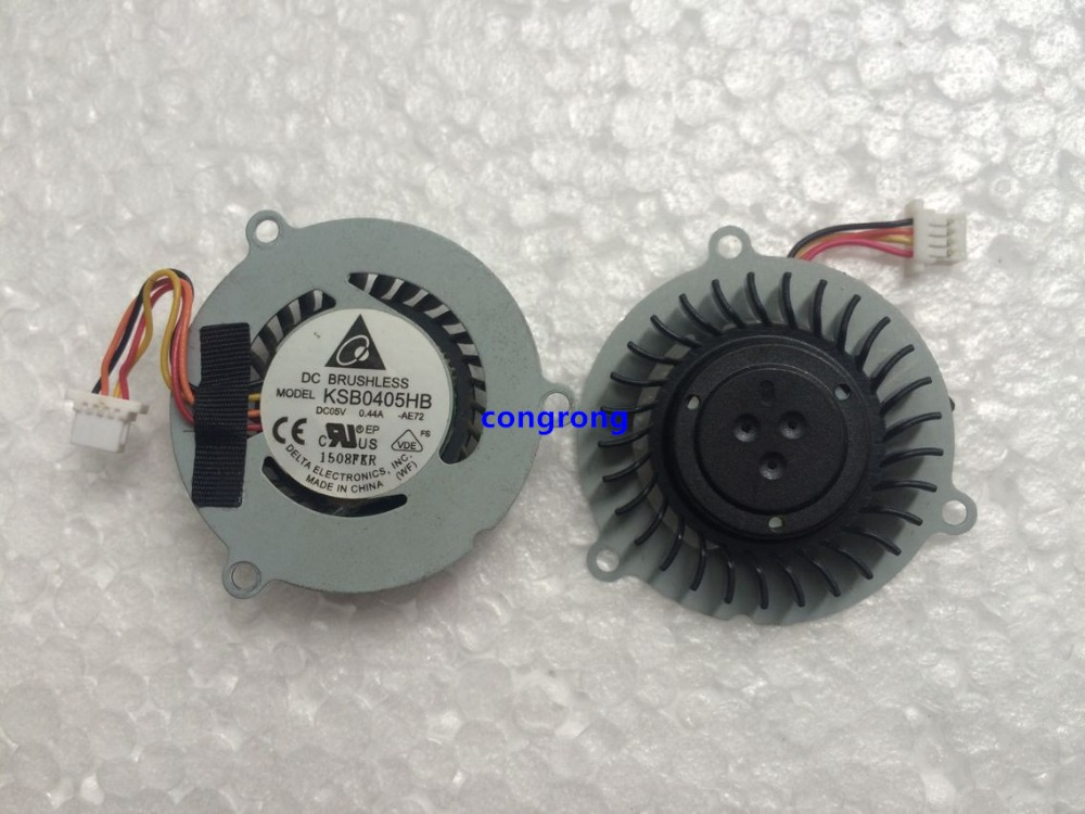 Notebook CPU Cooling Cooler Fan For ASUS Eee 1015T 1015B 1015p 1015pn 1015px 1015pw 1015pem For DELTA KSB0405HB CPU