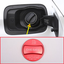 Aluminum alloy Gas and Diesel Fuel Tank Cap Cover Trim For BMW 1 2 3 4 5 7 Series F10 F15 F16 F25 F26 F30 F34 F35 F48 G30 New durable aluminum alloy for diesel gas fuel tank sump kit set for cummins duramax powerstroke engines for airdog fass