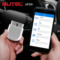 Autel AP200 OBD2 Scanner Bluetooth Code Reader Full System Diagnostic Tool AutoVIN EPB BMS SAS TPMS DPF IMMO PK MaxiCOM MK808