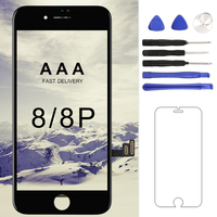 For IPhone 8 8Plus LCD AAA Grade With 3D Touch 100 Guarantee No Dead Pixel Screen