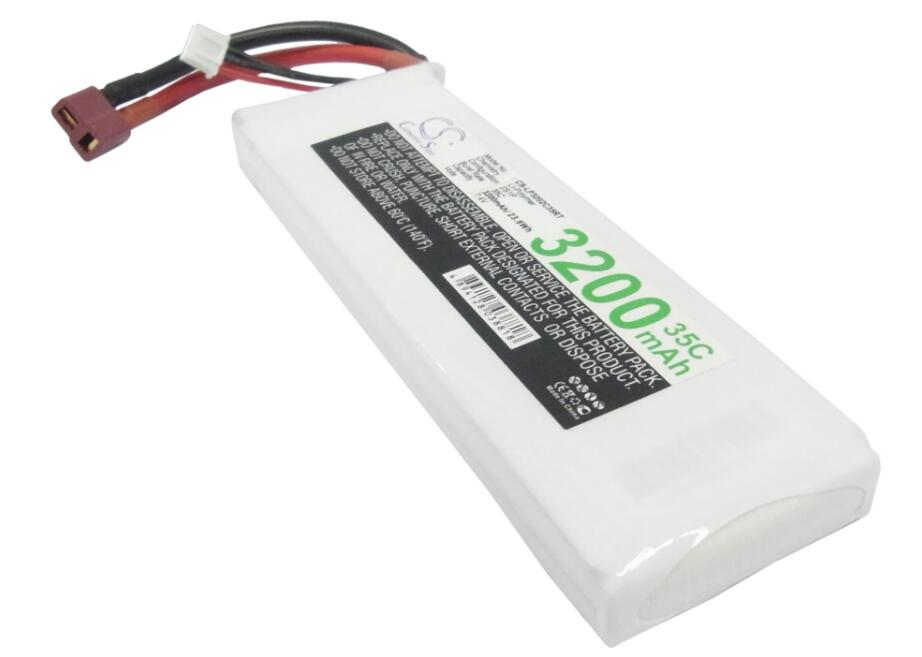 Cameron Sino 3200mah battery for RC CS-LP3202C35RT batteries Cameron Sino 3200mah battery for RC CS-LP3202C35RT batteries