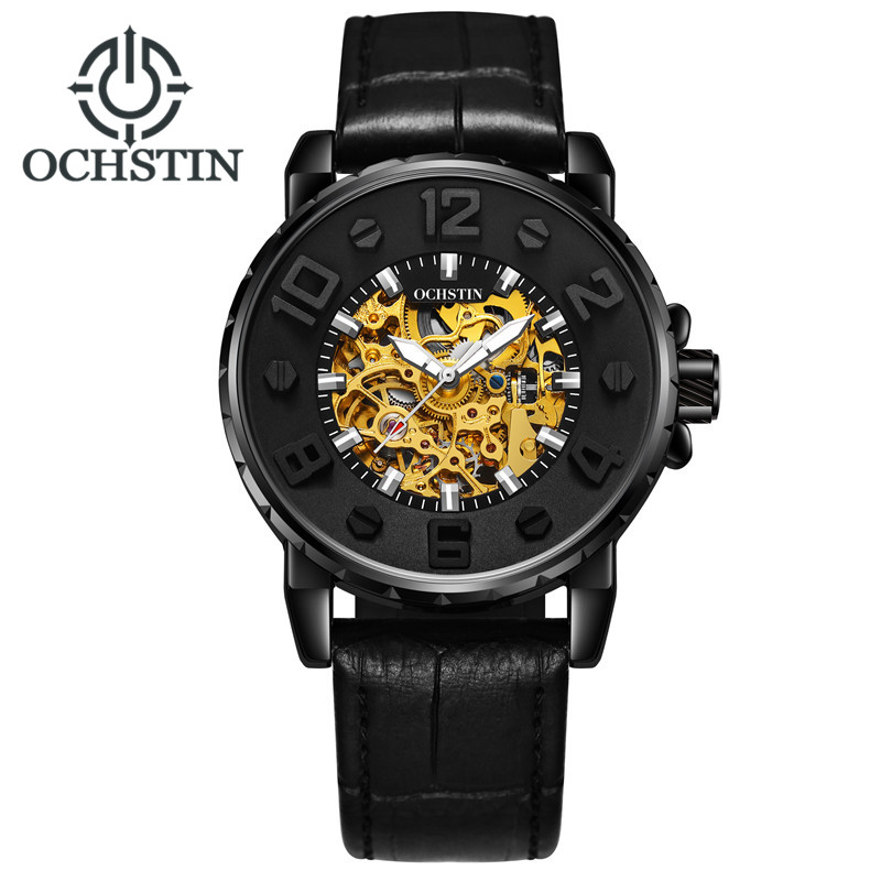 OCHSTIN Fashion Top Luxury Brand Automatic Mechanical Watches Men watch Relogio Masculino Sport Business Wristwatch Male Clock sapphire automatic mechanical watch classic mens watches top brand luxury fashion male wristwatch high quality relogio masculino