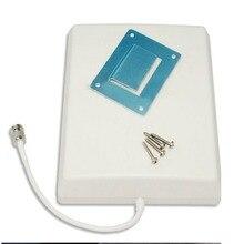 1 шт. Wi-Fi антенны 800-2500 мГц 8dBi Wi-Fi Панели Плоские Антенна 20 см кабель N Женский #2 Wi-Fi антенны разъем