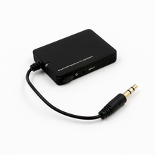 Bluetooth Audio Transmitter 3 5mm MP3 Music Transmitter Jack USB Charging A2DP Stereo Dongle Adapterfor PC