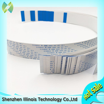 цена for Epson DX5 print head line Pin 31 pin* 40 cm 10 units / lot DX5 printhead cable / flat cable print head cable онлайн в 2017 году