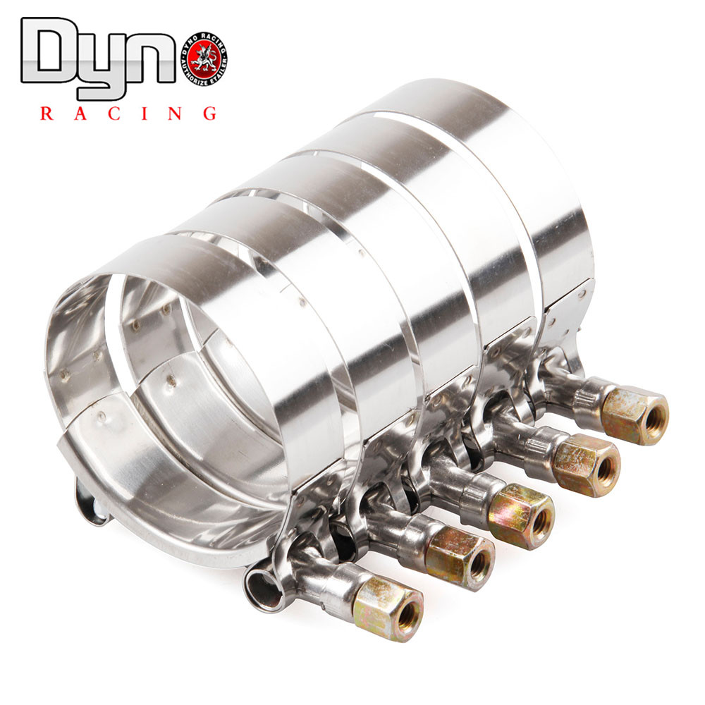 Aliexpress.com : Buy Stainless Silicone T Bolt hose Clamp ...