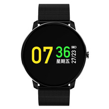 2018 multi-functional Fitness Tracker Blood Pressure Heart Rate Monitor Activity Tracker Bluetooth Wireless Smart Watch #0109