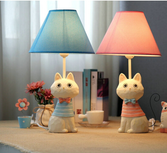 Very cute cat table lamp kid room lovely desk light bedroom lighting very cute cat table lamp kid room lovely desk light bedroom lighting mozeypictures Image collections