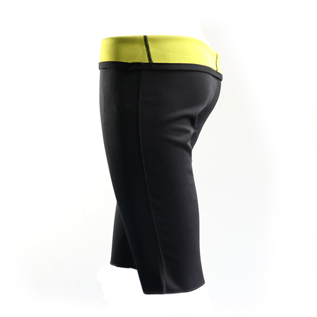 b946ff0c39 Womens Slimming Pants Hot Thermo Neoprene Sweat Shaper Slimming Pants   Vest  Super Stretch control Sexy DropShip