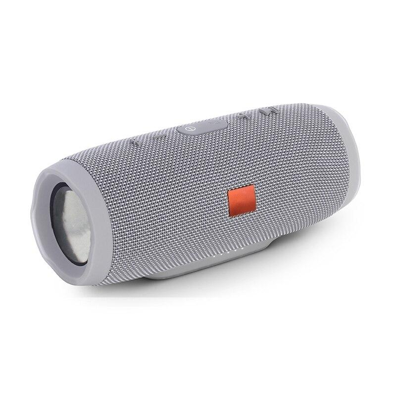 Bluetooth haut-parleur Portable En Plein Air camping sport sans fil double haut-parleur à membrane charge 3 haut-parleur Soundbar soutien FM Radio