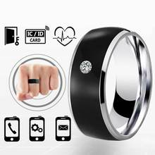 NFC Multifunctional Intelligent Ring For All Android Technology Finger Smart Wear Finger Digital Ring