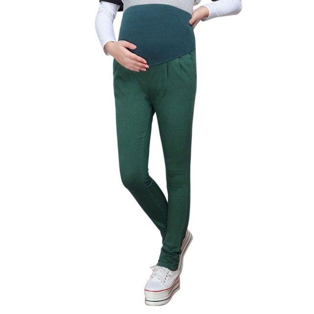 Беременность материнство Брюки и Капри Брюки для Беременных Брюки для Беременных Беременность Брюки Gestante Pantalones