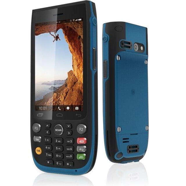 Sincoole 4.0 インチのアンドロイド 7.1 絶妙な外観工業頑丈なハンドヘルド端子 Keysboard NFC SH57 2D