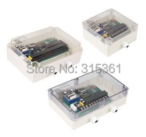 Free Shipping High Quality Transparent Pulse Jet Valve 9 12 Lines Controller