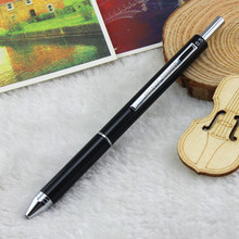 1 Pieces /monte Brand 4 In 1 Color Pen New Colorful Ball Pen Multi - Purpose School Stationery metal Ballpoint Pen 0.5mm pencil new crystal ballpoint pen roller ball pen instead of fountain pen pencil box and bag brand gift stationery office school