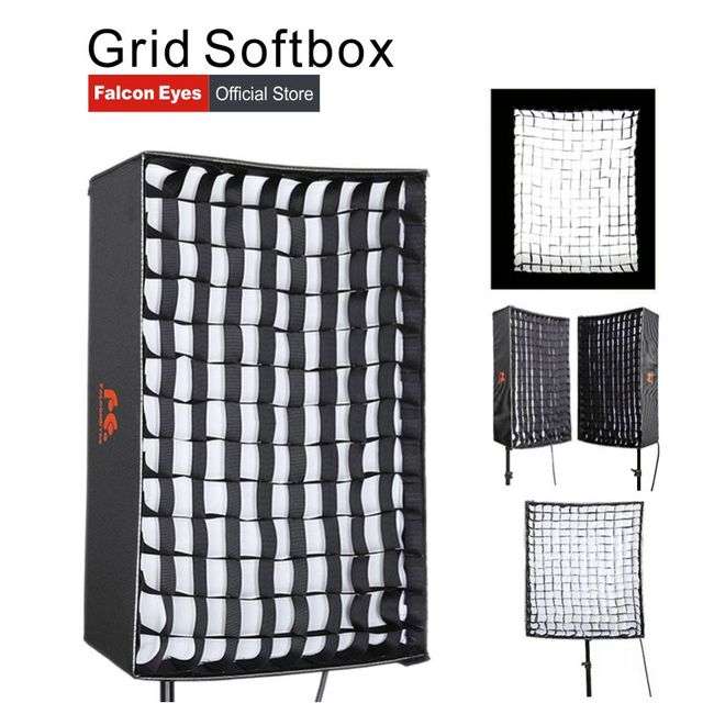 Light box Photography Falcon Eyes Foldable Honey Comb Grid  for RX-18T/RX-18TD/RX-12T/RX-12TD/RX-24TDX/RX-29TDX godx
