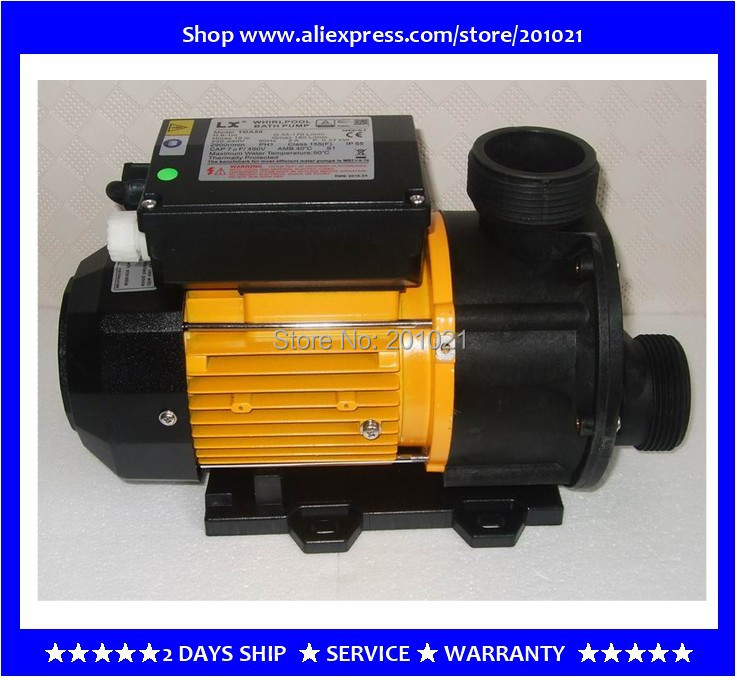 China LX TDA50 Circulation Pump 370W 0.5HP + Bathtub Pump Used For Home Bath ,