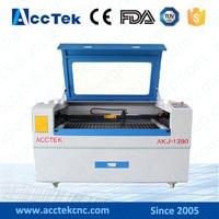 3d crystal laser engraving machine / co2 laser tube 80w 100w laser cutting 1390