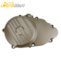 Motorcycle Aluminum Left Side Engine Stator Cover Crankcase For Honda CBR400 NC23 1988 1990 1989