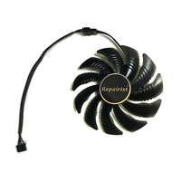 PLD09210S12HH T129215SU Graphics Card Cooling Fan For Gigabyte GTX 1080 1060 1070 Gtx1070 GTX1060 Mini ITX