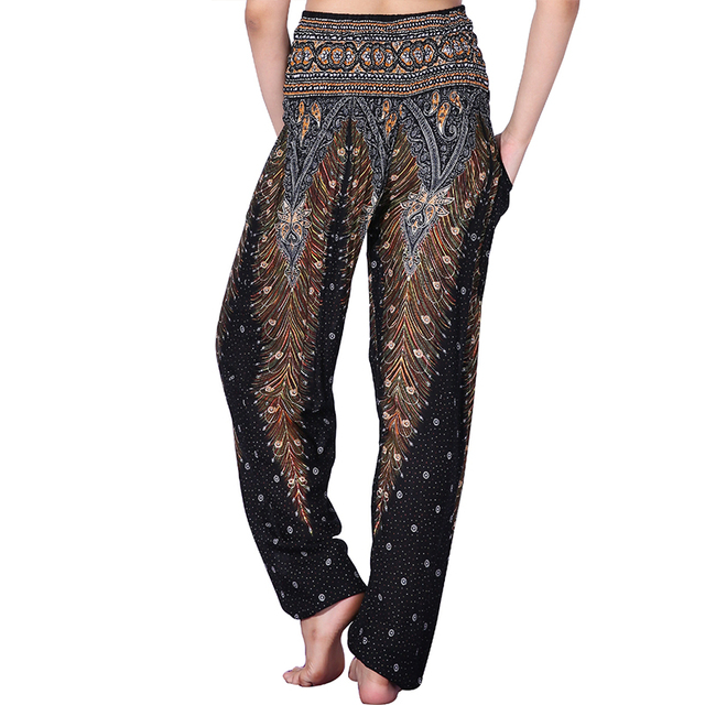Boho Harem Pants Women 1