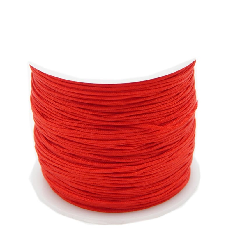 55Meter/bag <font><b>0</b></font>.8mm <font><b>15</b></font> Colors Round Soutach Cords <font><b>Beading</b></font> <font><b>Thread</b></font>/String/Rope for Necklace Bracelet Jewelry Making Findings image