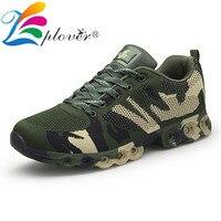 Мужская повседневная обувь; камуфляжные кроссовки; Армейская Обувь; мужские летние кроссовки; легкая дышащая обувь из сетчатого материала; ...